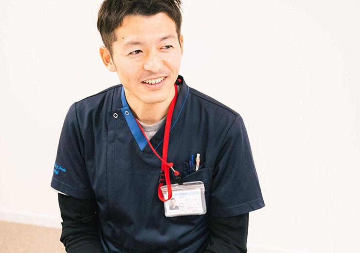 有田大介さん