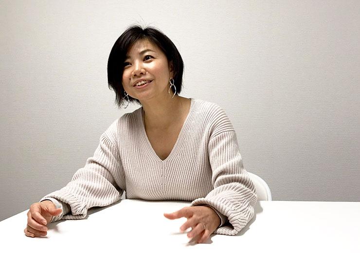 岩崎 恵子さん